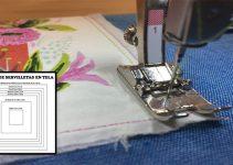 Cómo hacer servilletas de tela paso a paso