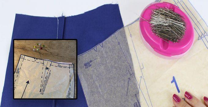 Cómo coser pinzas para dar forma a la tela