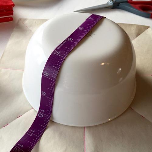 Cómo hacer agarraderas de tazón para microondas